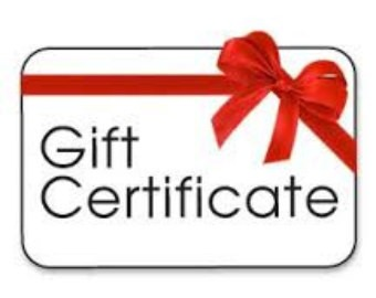 Gift Certificate for Hypnosis and Hypnotherapy